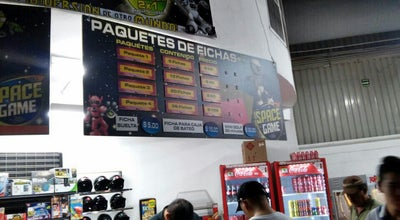 Photo of Arcade Space Game at Mexico