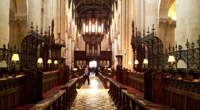 Photo of Church Christ Church Cathedral at St. Aldate's, Oxford OX1 1DP, United Kingdom