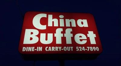 Photo of Chinese Restaurant China Buffet at 1501 Main St, Keokuk, IA 52632, United States