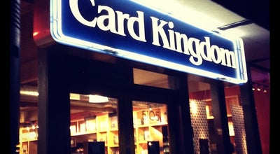 Photo of Toy / Game Store Card Kingdom at 5105 Leary Ave Nw, Seattle, WA 98107, United States