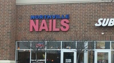 Photo of Nail Salon Northville Nails at 17921 Haggerty Rd, Northville, MI 48167, United States