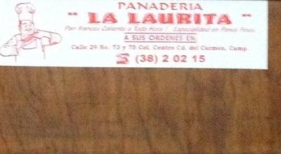 Photo of Bakery La Laurita at Calle 29, Ciudad del Carmen 24100, Mexico