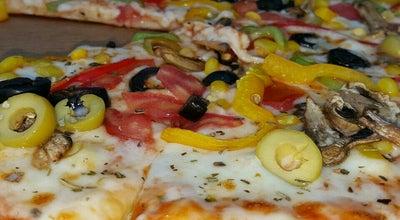 Photo of Italian Restaurant Pizza Special at Ağaoğlu My World Europe, İstanbul 31400, Turkey