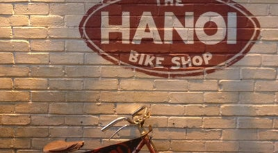 Photo of Vietnamese Restaurant The Hanoi Bike Shop at Ruthven Lane, Glasgow G12 9BG, United Kingdom
