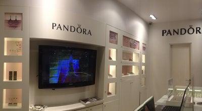 Photo of Jewelry Store Pandora at 2nd Level, Greenbelt 5 Mall, Makati City, Philippines