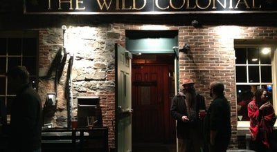 Photo of Bar Wild Colonial Tavern at 250 S Water St, Providence, RI 02903, United States