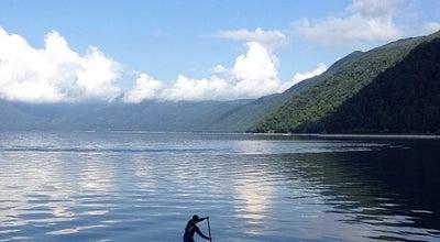Photo of Lake 支笏湖 (Shikotsuko Lake) at 支笏湖温泉 他, 千歳市, Japan