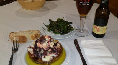Photo of Tapas Restaurant Mesón Meiras at Carmen, 6, Ferrol 15403, Spain