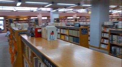 Photo of Library 尾道市立中央図書館(尾道カルチャープラザ) at 東久保町4-1 722-0043, Japan
