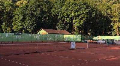 Photo of Tennis Court Sereikiškių teniso kortai at Vilnius, Lithuania