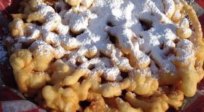 Photo of Dessert Shop Crossroads Funnel Cakes at Dollywood, Pigeon Forge, TN, United States