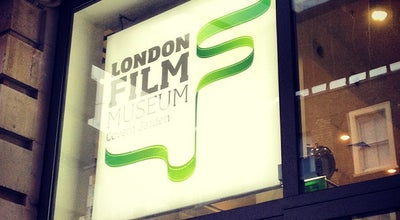 Photo of Museum London Film Museum at 45 Wellington St, Covent Garden WC2E 7BN, United Kingdom