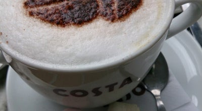 Photo of Coffee Shop Costa Coffee at 26 King Edward St., Hull HU1 3SS, United Kingdom