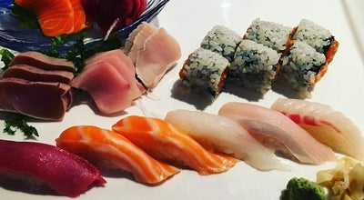 Photo of Sushi Restaurant Kira Sushi at 4 Lewis Ct, Greenwich, CT 06830, United States