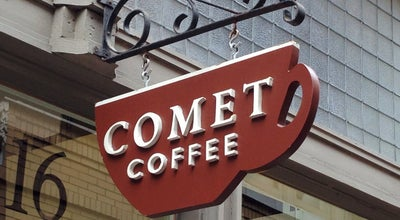 Photo of Cafe Comet Coffee at 16 Nickels Arcade, Ann Arbor, MI 48104, United States