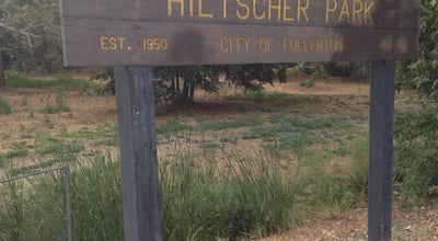 Photo of Trail Hiltscher Park Trail at 200 N. Euclid St., Fullerton, CA, United States