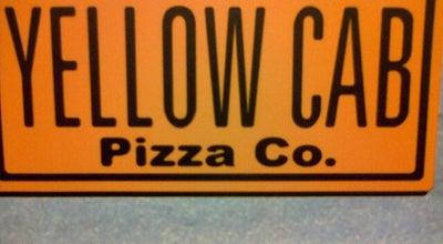Photo of Pizza Place Yellow Cab Pizza Co. at Ebloc Tower 2, Cebu I.t. Park, Cebu City 6000, Philippines