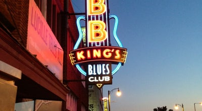 Photo of Jazz Club B.B. King's Blues Club at 143 Beale Street, Memphis, TN 38103, United States