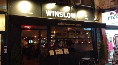 Photo of Bar The Winslow at 243 E 14th St, New York, NY 10003, United States