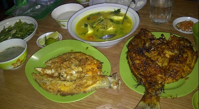 Photo of Seafood Restaurant RM. Sidrap at Jl. Basuki Rahmat, Palu, Palu, Indonesia