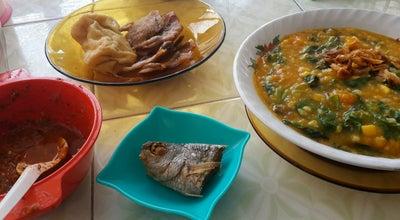 Photo of Soup Place Bubur Manado Anoa at Jln.anoa, Palu Timur, Indonesia