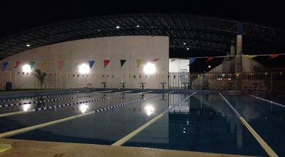 Photo of Pool Alberca at Universidad Modelo, Mérida, Mexico