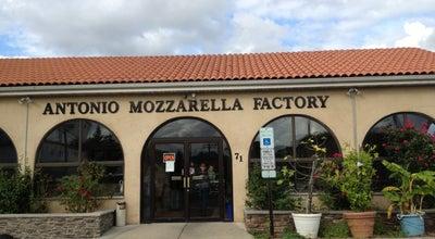 Photo of Italian Restaurant Antonio Mozzarella Factory at 71 Springfield Ave, Springfield, NJ 07081, United States