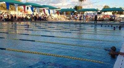 Photo of Pool Kino Aquatic Center at 848 N Horne, Mesa, AZ 85203, United States