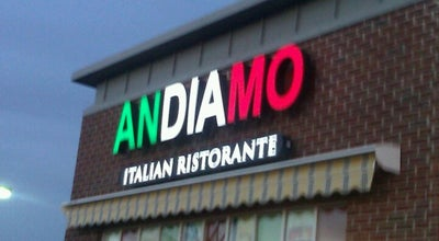 Photo of Italian Restaurant Andiamo Italian Ristorante at 1629 Lena Court, Eagan, MN 55122, United States