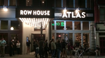Photo of Indie Movie Theater Row House Cinema at 4115 Butler St, Pittsburgh, PA 15201, United States