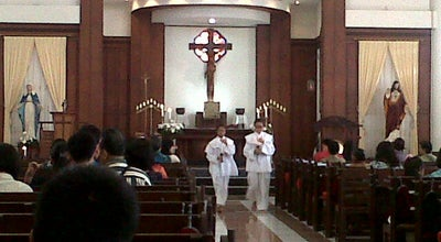 Photo of Church Gereja Katolik Kristus Raja at Jl. Cendana Raya Ef - 1, Sukoharjo, Indonesia