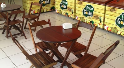 Photo of Ice Cream Shop Frutos de Goiás at Brazil