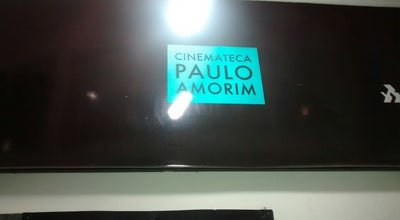 Photo of Indie Movie Theater Cinemateca Paulo Amorim at R. Dos Andradas, 736, Porto Alegre 90020-003, Brazil