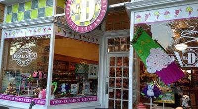 Photo of Candy Store Mr D's Ice Cream, Candy, Toy, and Cupcake Shop at 50 N Main St, Wallingford, CT 06492, United States