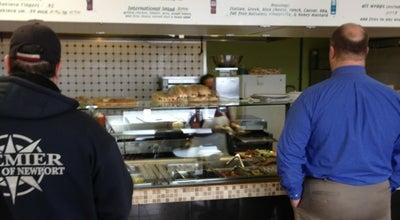 Photo of Falafel Restaurant International Pocket Café at 52 E Main Rd, Middletown, RI 02842, United States