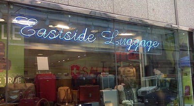 Photo of Accessories Store Eastside Luggage at 111 E 45th Street, New York, NY 10017, United States