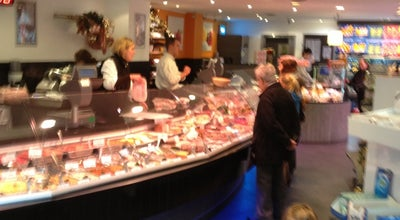 Photo of Butcher Topslager Peter Vercammen at Belgium