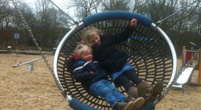 Photo of Playground Speeltuin Scheveningse Bosjes at Ary Van Der Spuiweg, Den Haag, Netherlands