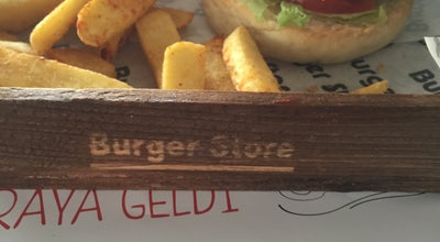 Photo of Burger Joint Burger Store at Cekmekoy, Istanbul, Turkey