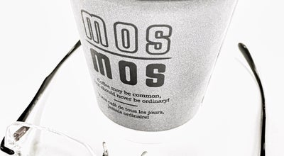 Photo of Cafe Mos Mos Coffee at Commerce Court East, Toronto, On, Canada