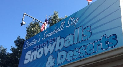 Photo of Ice Cream Shop Stouten Snowballs at 817 Wise Ave, Dundalk, MD 21222, United States