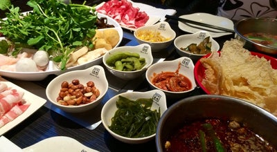 Photo of Hotpot Restaurant 99 Favor Taste 99號餐廳 at 285 Grand St, New York, NY 10002, United States