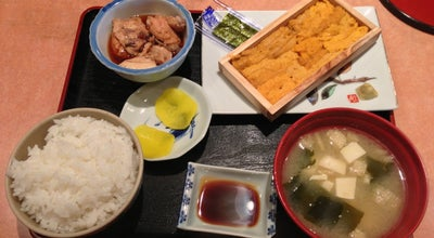 Photo of Japanese Restaurant 市場食堂よし at 唐戸町5-50, 下関市 750-0000, Japan