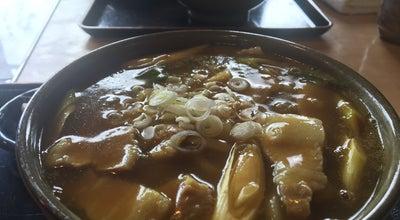 Photo of Ramen / Noodle House 手打ちうどん 麦や at 茅原町字西茅原37-14, 鶴岡市, Japan