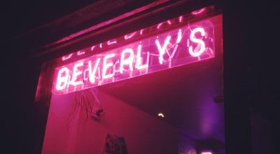 Photo of Bar Beverly's at 21 Essex St, New York, NY 10002, United States