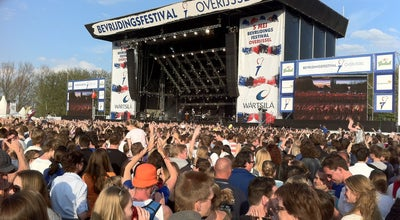 Photo of Music Venue Bevrijdingsfestival Overijssel at Netherlands