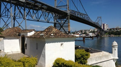 Photo of Historic Site Forte Santana at Av. Osvaldo Rodrigues Cabral, 525, Florianópolis 88015-710, Brazil