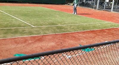 Photo of Tennis Court KZTV at Wezelstraat 2a, Koog aan de Zaan 1541 LZ, Netherlands