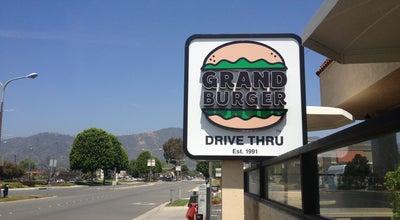 Photo of American Restaurant Grand Burger at 710 S Grand Ave, Glendora, CA 91740, United States