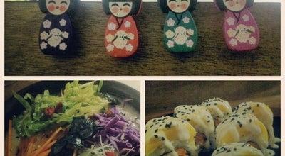 Photo of Vegetarian / Vegan Restaurant Sushi Kitchen at 12 Gat Lebuh Acheh, George Town 10300, Malaysia